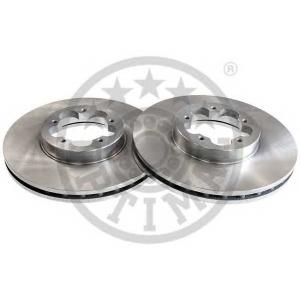 OPTIMAL BS8102 Тормозной диск