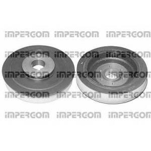 ORIGINAL IMPERIUM 10058 Ременный шкив, коленчатый вал