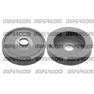 ORIGINAL IMPERIUM 10207 Ременный шкив, коленчатый вал