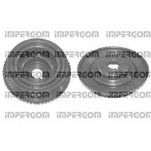 IMPERGOM 10238 Шків привідного пасу к/валу Opel Corsa B 1.0i 12V, 1.2i 16V, 1.4 16V 09.94-