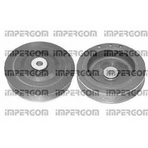 IMPERGOM 10248 шків колінвала IMP10248