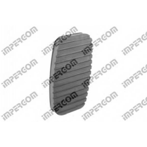 Накладка на педаль, педаль акселоратора 36271 impergom - CITRO?N ZX (N2) Наклонная задняя часть 1.9 D