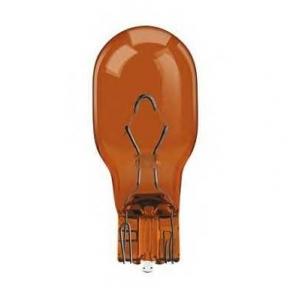 Лампа вспомогат. освещения WY16W 12V W2.1X9.5D (пр 921na osram -
