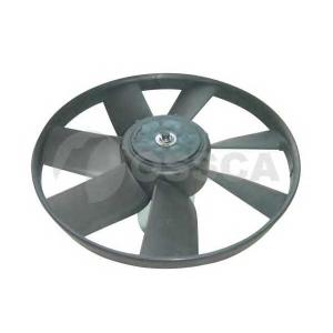 OSSCA 00907 Вентилятор радиатора (250