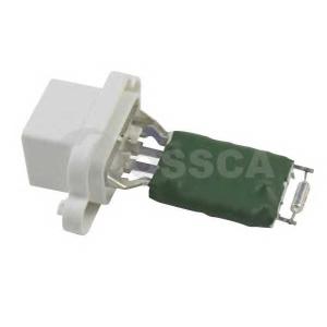 OSSCA 12591 Резистор мотора отопителя салона