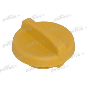 PATRON P16-0023 Крышка маслозаливной горловины opel agila 1.0/1.2 00-07, astra f 1.8/2.0 93-98, astra g 1.2/1.4/1.6