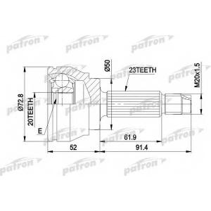 PATRON PCV1037