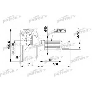 PATRON PCV1044