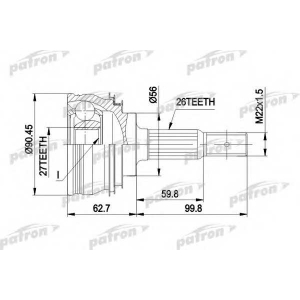 PATRON PCV1207