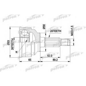 PATRON pcv1291