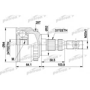 PATRON PCV1452