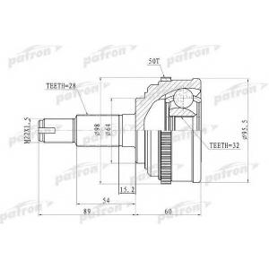 PATRON PCV9574