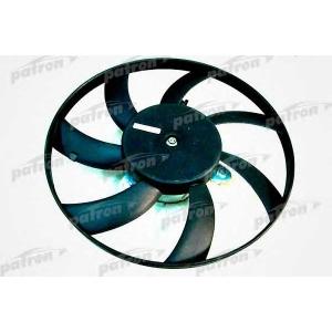 PATRON PFN034 Вентилятор радиатора vwpoloclassic1.6i/1.7-1.9sdi95-