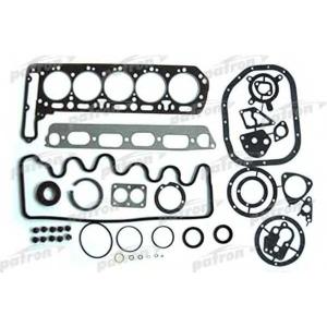 PATRON PG1-1002 Комплект прокладок двигателя полный с прокладкой гбц mb w123. 209d 3.0td om617 76>