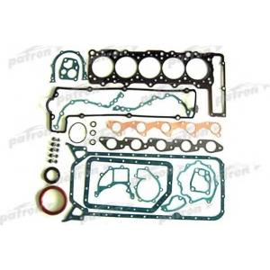 PATRON PG1-1004 Комплект прокладок двигателя полный с прокладкой гбц mb w124 2.5td om602 85> без подкачки