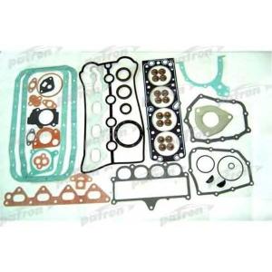 PATRON PG1-1021 Комплект прокладок двигателя полный с прокладкой гбц daewoo lanos 1.6 16v 97-, nubira 1.6/1.6 16v 9