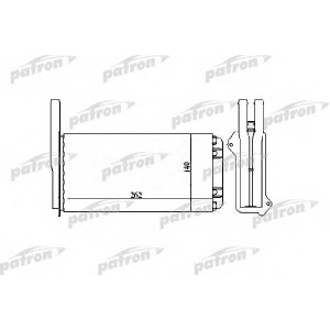 PATRON PRS2034 Радиатор печки