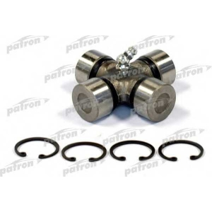 PATRON PUJ741 Крестовина карданной передачи 26.00x69.80 - mercedes-benz bus 207-209, db 207-210,audi quattro