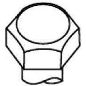 PAYEN HBS007 Комплект болтов двигателя (пр-во PAYEN)