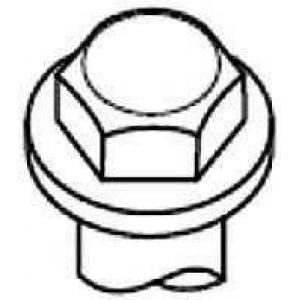 PAYEN HBS052 Болты ГБ ком-т 10шт Fiat Doblo 1.4