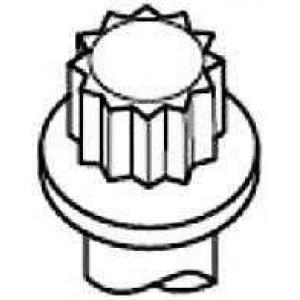 PAYEN HBS226 Комплект болтів двигуна з фігурною головкою