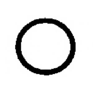 PAYEN JD5891 Прокладка коллектора IN RENAULT 2.2/2.5 G9T/G9U (4) (пр-во PAYEN)