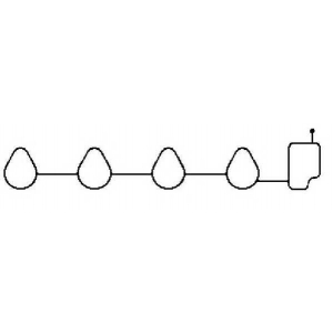 PAYEN JD6037 Inlet manifold