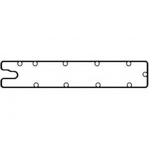 PAYEN JM5283 Прокладка, крышка головки цилиндра