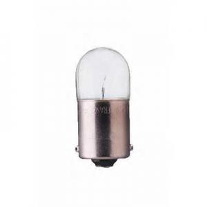 PHILIPS 12814CP Лампа накаливания R10W12V 10W BA15s (пр-во Philips)