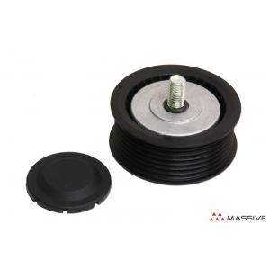 PORSCHE 94810211901 AS DEFLECTION PULLEY