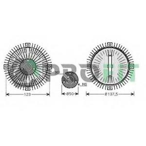 PROFIT 1720-1013 Муфта вентилятору