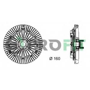 PROFIT 1720-2012 Муфта вентилятору
