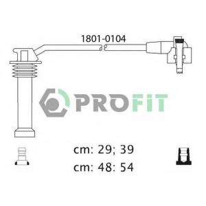 18010104 profit Комплект проводов зажигания FORD FIESTA Наклонная задняя часть 1.8 16V