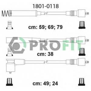 PROFIT 1801-0118 Високовольтні кабелі