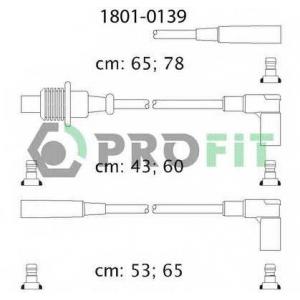PROFIT 1801-0139 Високовольтні кабелі