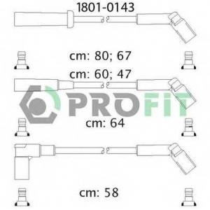PROFIT 1801-0143 Високовольтні кабелі