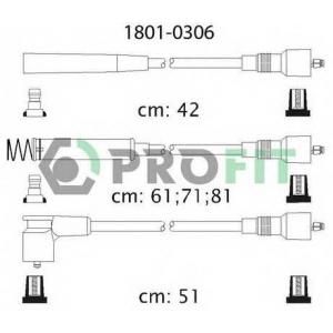 PROFIT 1801-0306 Комплект кабелів високовольтних
