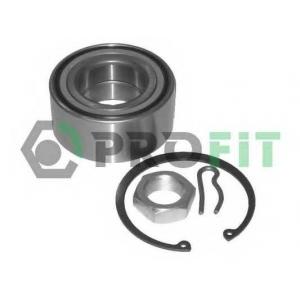 PROFIT 2501-0915 Підшипник кульковий (діам.>30 мм) зі змазкою в комплекті