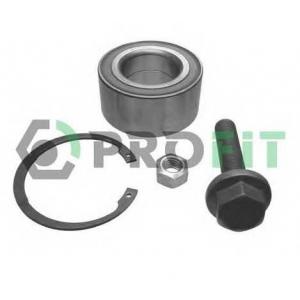 PROFIT 2501-3449 Підшипник кульковий (діам.>30 мм) зі змазкою в комплекті