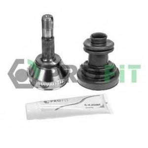 PROFIT 2710-1120 XLB Пильник ШРУС гумовий + змазка
