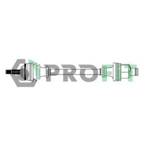 Привод правый Kangoo/Clio2 (под пружину) +ABS 26z  27300398 profit -