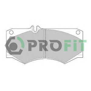PROFIT 5000-0239 Колодки гальмівні дискові