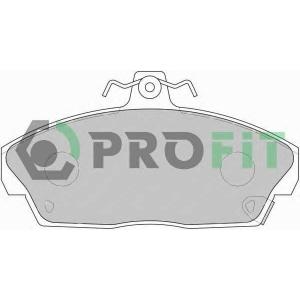 PROFIT 5000-0613 Колодки гальмівні дискові