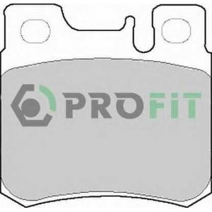 PROFIT 5000-0644 Колодки гальмівні дискові