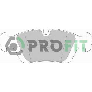 PROFIT 5000-0725 Колодки гальмівні дискові
