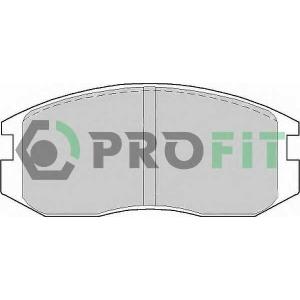 PROFIT 5000-0759 Колодки гальмівні дискові