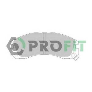 PROFIT 5000-0765 Колодки гальмівні дискові