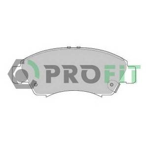 PROFIT 5000-0777 Колодки гальмівні дискові