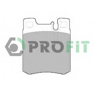 PROFIT 5000-0799 Колодки гальмівні дискові