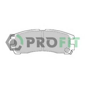 PROFIT 5000-0803 Колодки гальмівні дискові